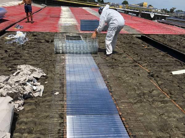 Rimozione-fibrocemento-tetto-industriale